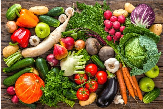 Từ vựng tiếng Anh về rau củ quả - Tổng hợp có phiên âm chi tiết
