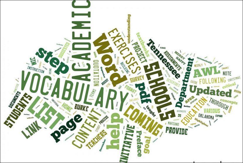 những từ vựng tiếng Anh chuyên ngành môi trường mới nhất