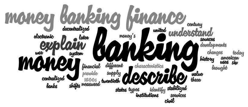 Từ vựng mảng Banking - tài chính