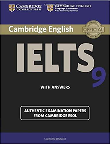 Thông tin sách Cambridge IELTS 9 [PDF+Audio] mới nhất