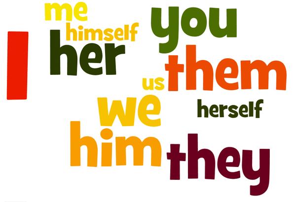 Cách sử dụng đại từ nhân xưng trong tiếng Anh chi tiết nhất