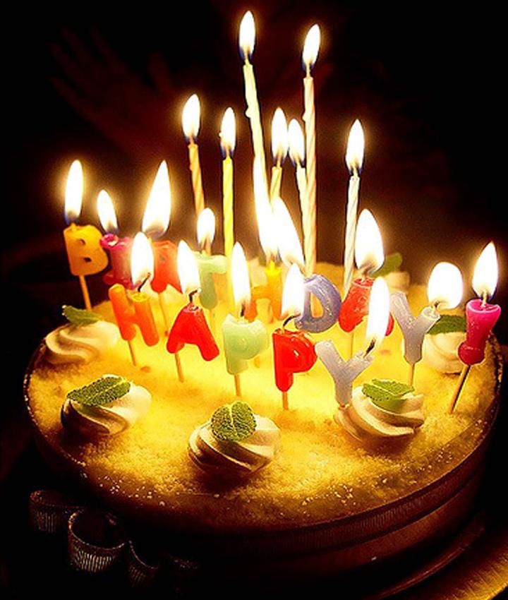Một số lời chúc mừng sinh nhật bằng tiếng Anh khác