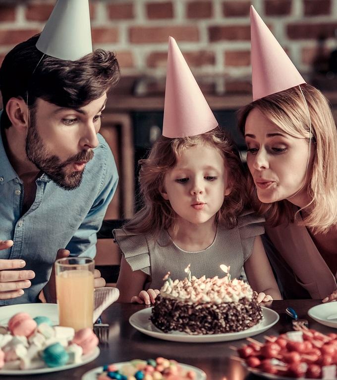 Những câu chúc sinh nhật cho người thân trong tiếng Anh