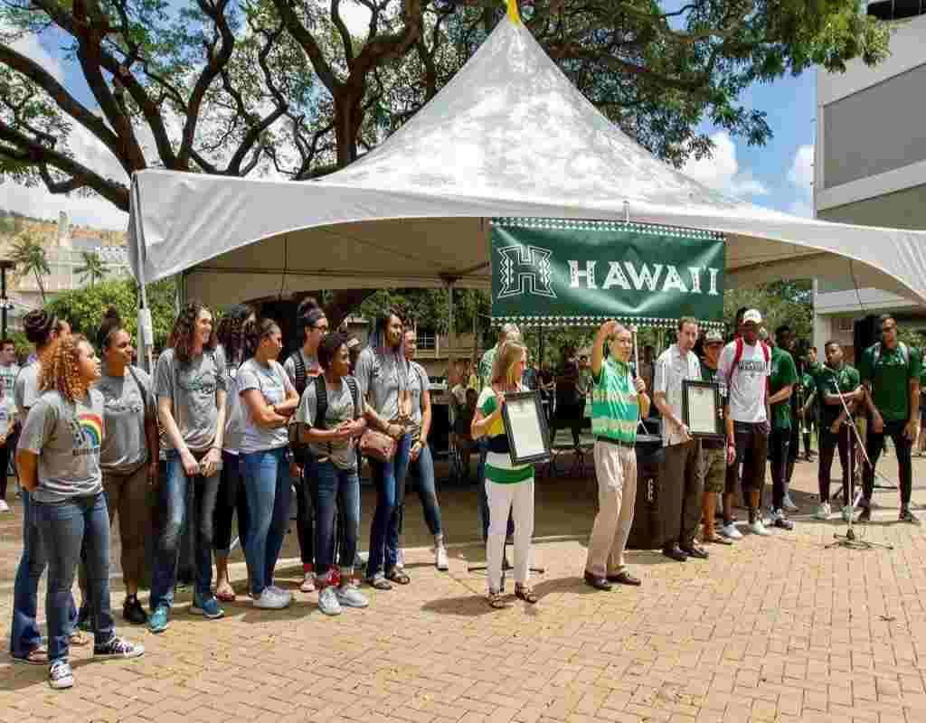 đại học hawaii