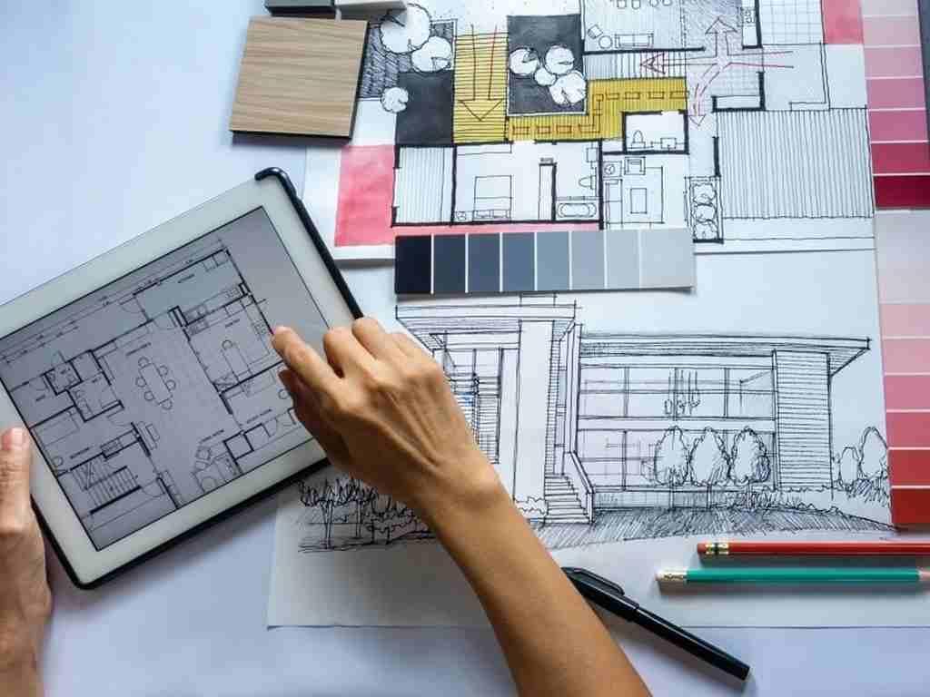 du học ngành thiết kế nội thất