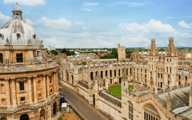 Học bổng Rhodes tại Đại học Oxford
